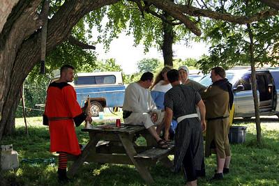 LILIES WAR 2008